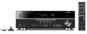 Receptor de Audio Vídeo Yamaha RX-V473