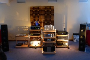 Altavoces Kharma Spectral Balanced Audio Technologies finite element