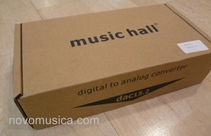 convertidor digital analogico Music Hall DAC 15.2