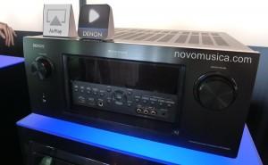 amplificador denon avr4520