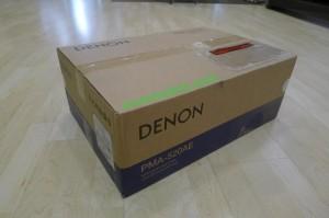amplificador Denon PMA520AE cartón