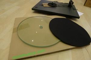 cristal tocadiscos rega rp3