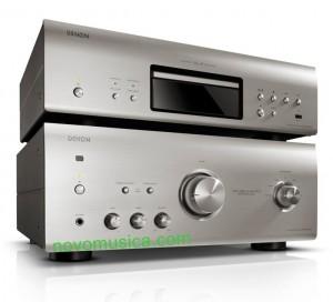 equipo de sonido denon pma dcd 2020ae