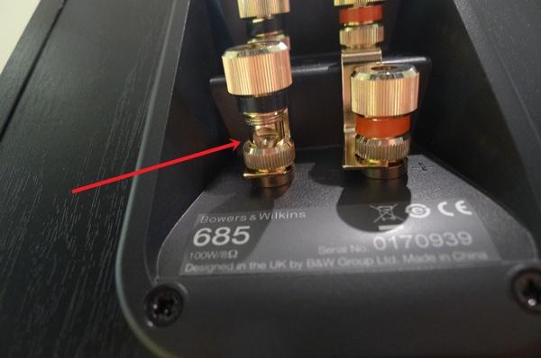 Conectar cables de altavoz con bananas novedadesaudioyvideo - Cable de altavoces ...