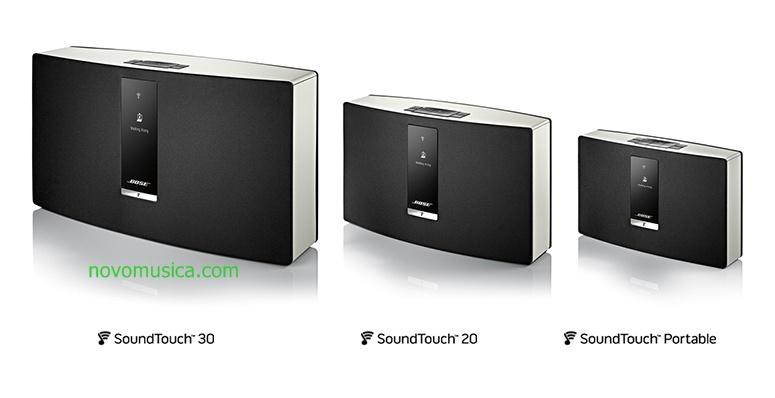 Altavoces Bose Soundtouch 20 30 Portable