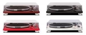 giradiscos con USB y fono integrados