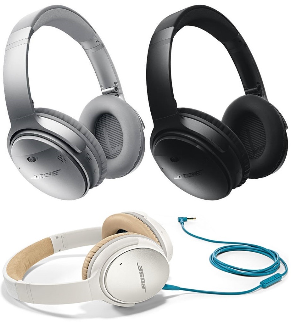Bose Qc25 Vs Qc35 >> Diferencias Bose Quietcomfort 35 Y Bose Quietcomfort 25 Qc35 Vs