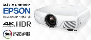 Proyector Epson 4K