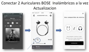 Auriculares Bose