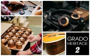 GRADO HERITAGE GH2 Auriculares